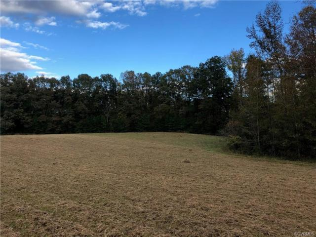 Lot 4 Cellar Creek Road, Blackstone, VA 23824 (MLS #1837534) :: The RVA Group Realty