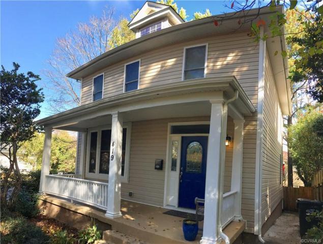 419 W 24th Street, Richmond, VA 23225 (#1837976) :: Abbitt Realty Co.