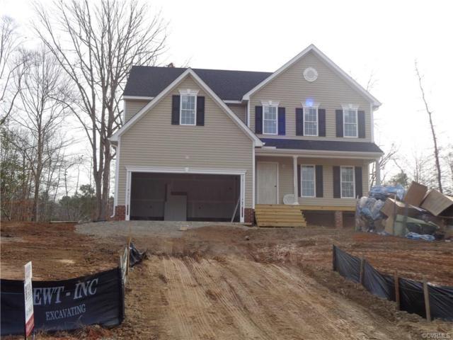 11487 Oakfork Drive, New Kent, VA 23124 (MLS #1838196) :: EXIT First Realty