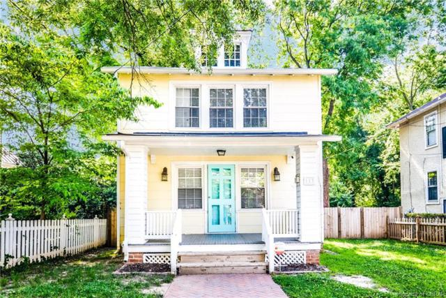 113 Libbie Avenue, Richmond, VA 23226 (MLS #1838880) :: Small & Associates