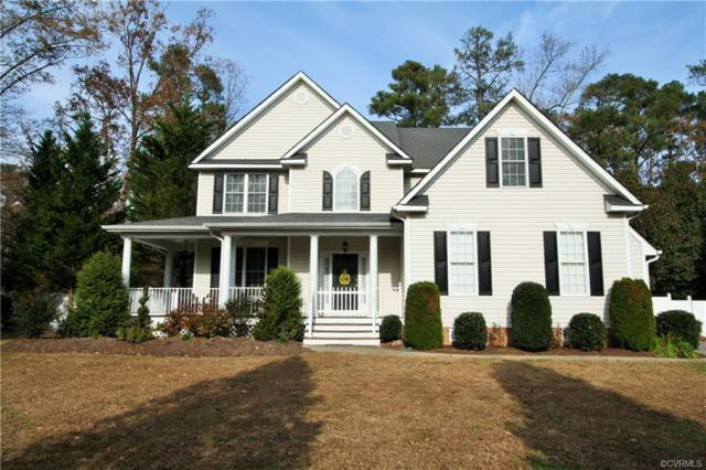 5412 Wellington Ridge Road, Henrico, VA 23231 (#1839466) :: Abbitt Realty Co.