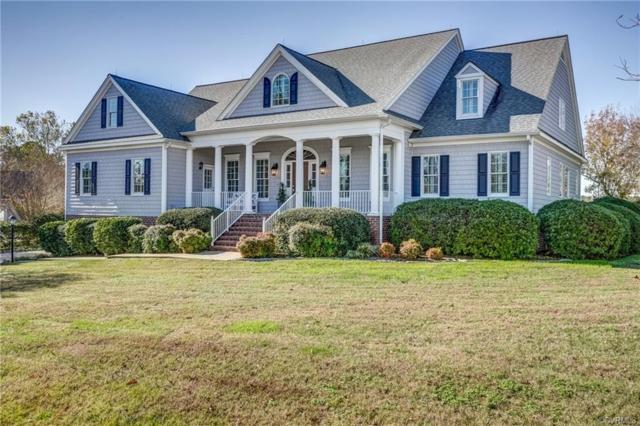 265 Mollys Way, Urbanna, VA 23175 (MLS #1839573) :: The RVA Group Realty