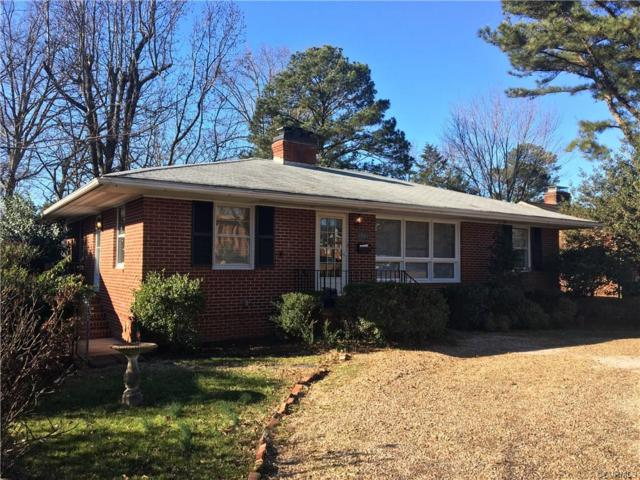 4907 Monument Avenue, Richmond, VA 23230 (MLS #1839845) :: Small & Associates