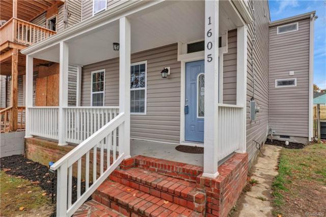 1605 N 23rd Street, Richmond, VA 23223 (MLS #1839916) :: The RVA Group Realty