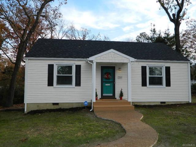7209 Brigham Road, Henrico, VA 23226 (#1840155) :: Abbitt Realty Co.