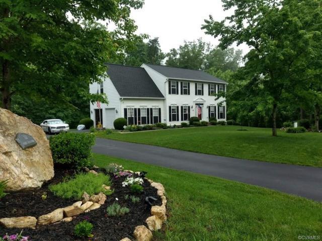 80 Reedy Creek Road, Louisa, VA 23093 (#1901851) :: Abbitt Realty Co.