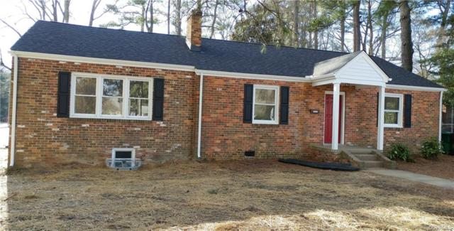 1886 Sherwood Road, Petersburg, VA 23805 (MLS #1902149) :: Small & Associates