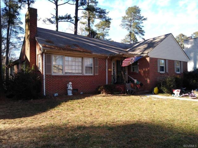 1918 Cumberland Avenue, Petersburg, VA 23805 (#1902726) :: Abbitt Realty Co.