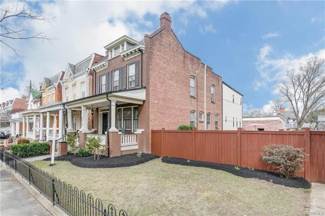 2914 Floyd Avenue, Richmond, VA 23221 (MLS #1902835) :: Small & Associates