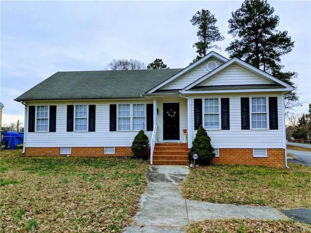 2811 Milhorn Street, Colonial Heights, VA 23834 (MLS #1902913) :: Chantel Ray Real Estate