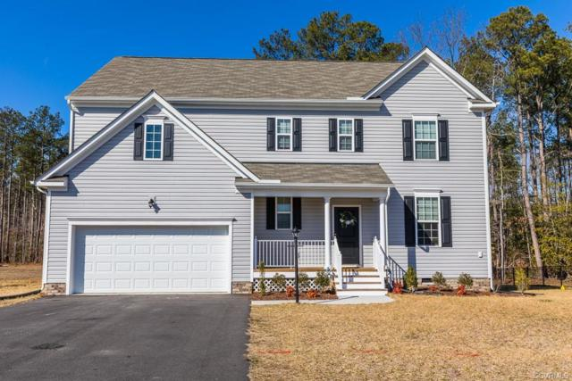 10150 Cameron Ridge Drive, Ashland, VA 23005 (#1903021) :: 757 Realty & 804 Homes