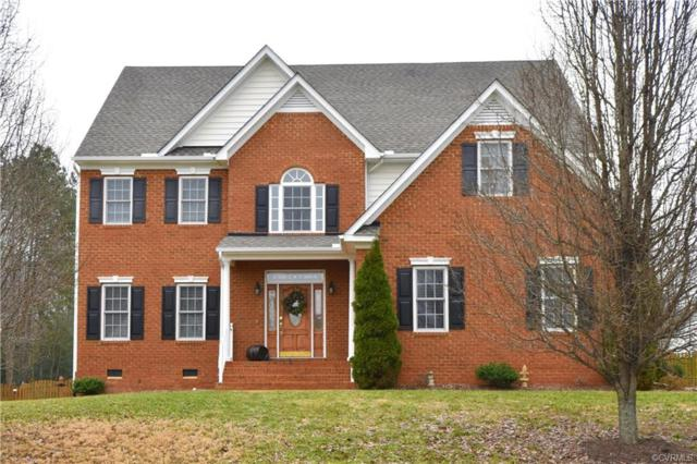 9023 Fascine Court, Mechanicsville, VA 23116 (MLS #1903246) :: Small & Associates