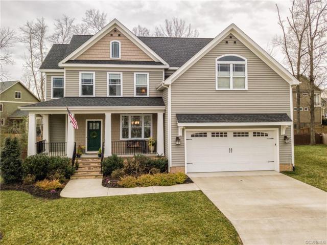 3107 Barkham Drive, Midlothian, VA 23112 (#1904138) :: 757 Realty & 804 Homes