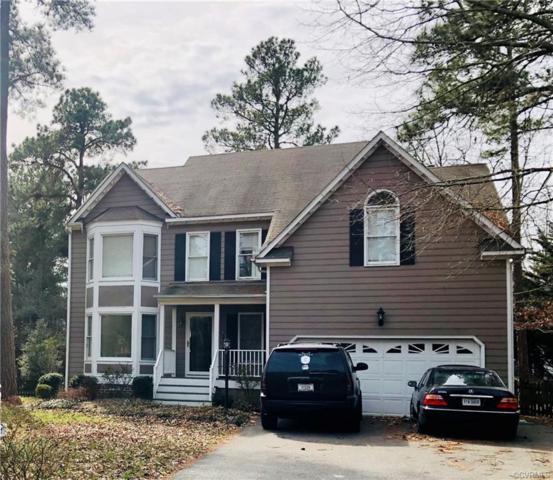 9439 Dogwood Garth Lane, Mechanicsville, VA 23116 (#1904909) :: 757 Realty & 804 Homes