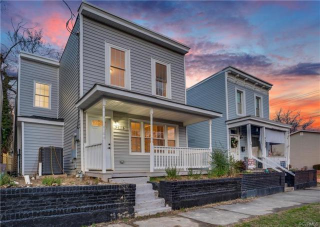 3116 Q Street, Richmond, VA 23223 (MLS #1905159) :: Small & Associates
