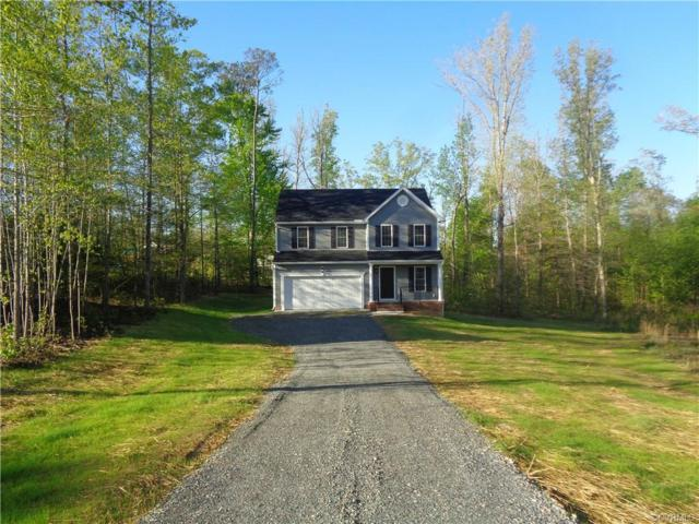 11459 Oakfork Drive, New Kent, VA 23124 (MLS #1905376) :: EXIT First Realty