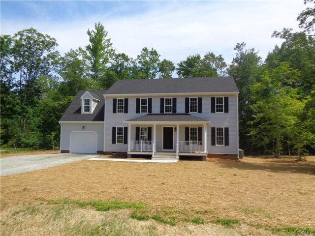 7112 Oakfork Loop, New Kent, VA 23124 (MLS #1905982) :: EXIT First Realty