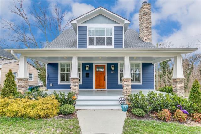 1815 Georgia Avenue, Richmond, VA 23220 (MLS #1907046) :: Small & Associates