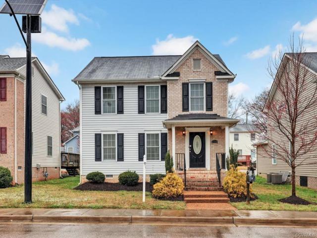 1716 Kemper Street, Richmond, VA 23220 (MLS #1907059) :: Small & Associates