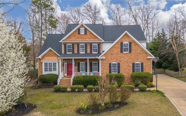 12201 Hillshire Court, Glen Allen, VA 23059 (MLS #1907798) :: RE/MAX Action Real Estate