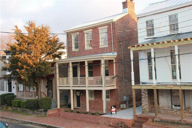 2115 M Street, Richmond, VA 23223 (MLS #1907927) :: Small & Associates