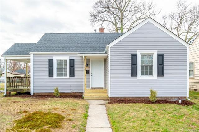 509 Craigie Avenue, Richmond, VA 23222 (MLS #1908788) :: RE/MAX Action Real Estate