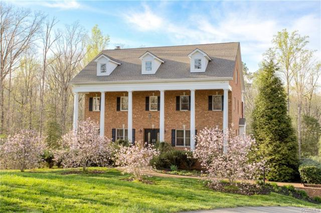3550 Timberview Road, Powhatan, VA 23139 (MLS #1908985) :: Small & Associates