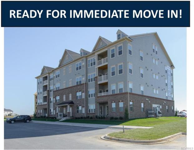 1003 Westwood Village Lane #201, Chesterfield, VA 23114 (MLS #1909477) :: EXIT First Realty