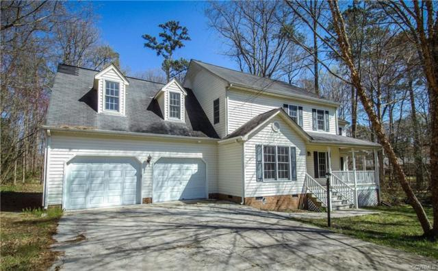 201 Walkers Cove Drive, South Chesterfield, VA 23834 (#1909772) :: Abbitt Realty Co.