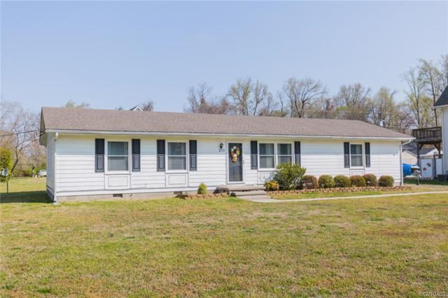 239 Marine Drive, Dunnsville, VA 22454 (#1909971) :: Abbitt Realty Co.