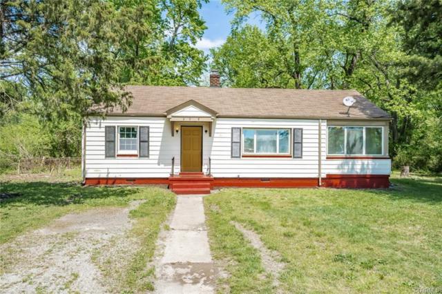 208 Montezuma Avenue, Mechanicsville, VA 23223 (MLS #1910564) :: Small & Associates