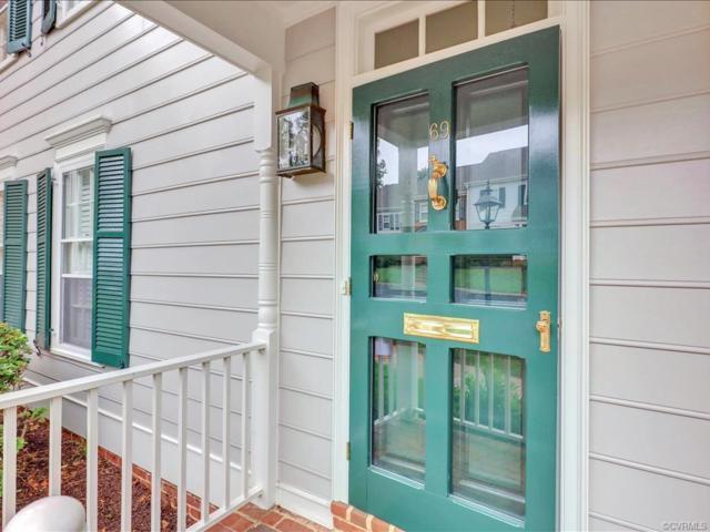 300 N Ridge Road #69, Henrico, VA 23229 (MLS #1910849) :: EXIT First Realty