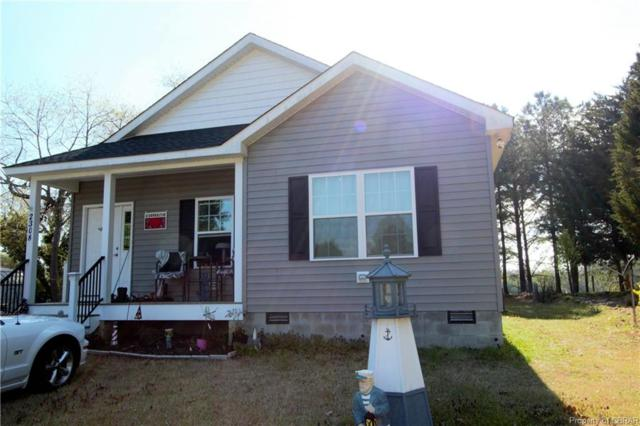 2308 Hayes Road, Hayes, VA 23072 (MLS #1910891) :: EXIT First Realty