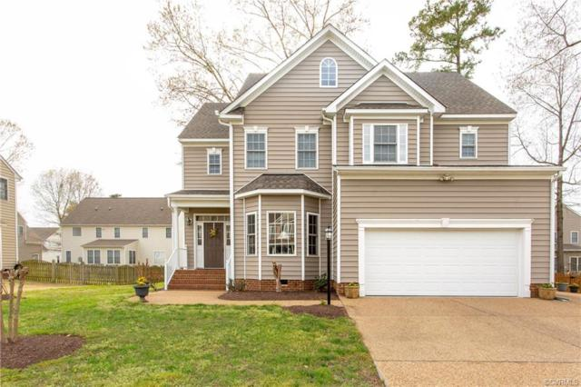9055 Salient Lane, Mechanicsville, VA 23116 (MLS #1910989) :: EXIT First Realty