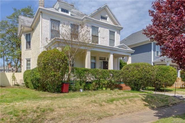 2306 Greenwood Avenue, Richmond, VA 23222 (#1911618) :: Abbitt Realty Co.
