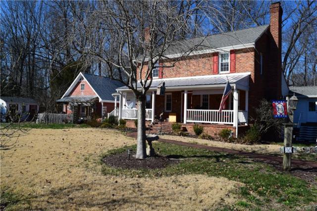 30 Lancaster Road, King William, VA 23086 (#1912576) :: 757 Realty & 804 Homes
