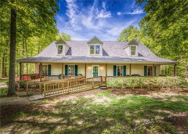 3455 Brookland Manor Drive, Powhatan, VA 23139 (MLS #1912949) :: The RVA Group Realty