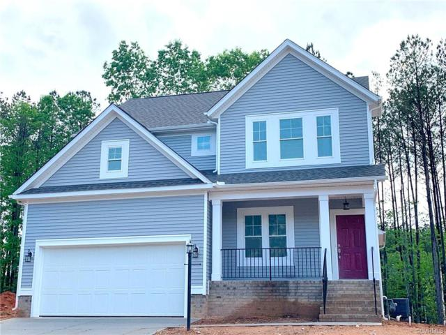 6506 White Rock Terrace, Moseley, VA 23120 (MLS #1913266) :: EXIT First Realty