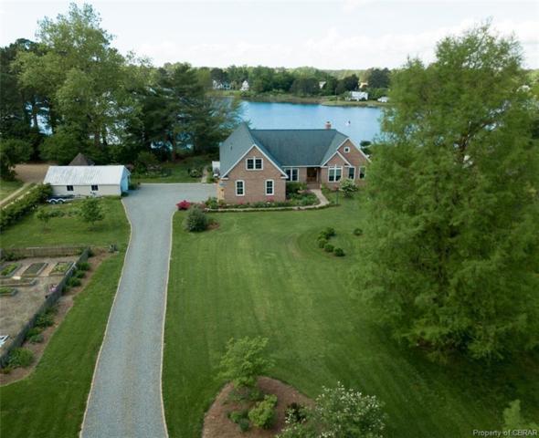 480 Johnson Point Road, Hallieford, VA 23068 (#1913624) :: Abbitt Realty Co.