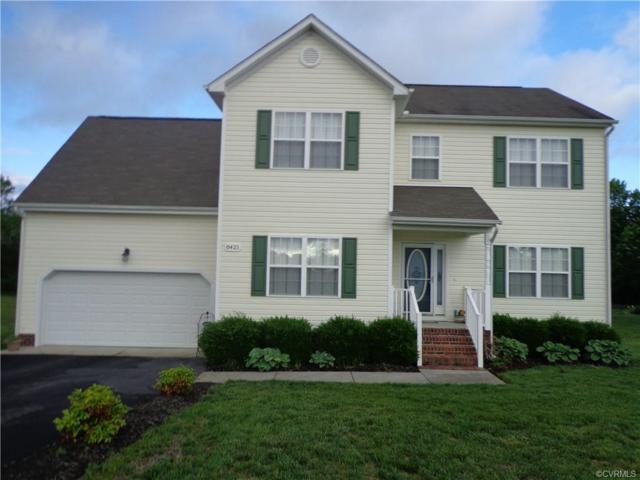 8421 E Jordan Heights Lane, Petersburg, VA 23803 (#1914507) :: Abbitt Realty Co.