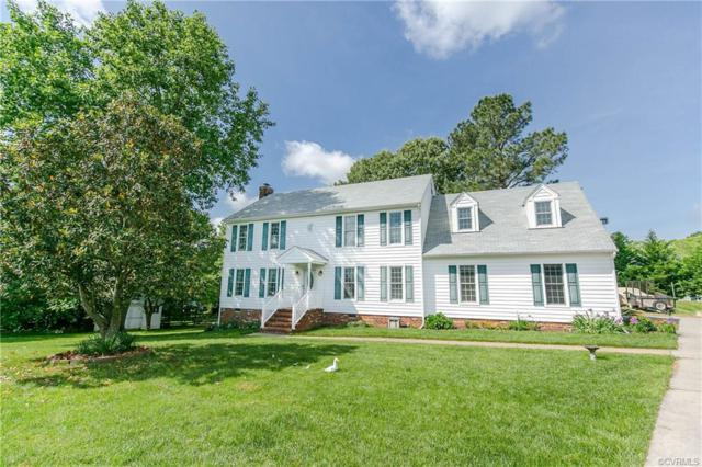 7167 Plum Grove Court, Mechanicsville, VA 23111 (MLS #1915215) :: EXIT First Realty