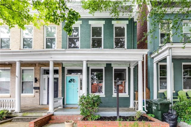 18 S Addison Street, Richmond, VA 23220 (MLS #1915916) :: Small & Associates