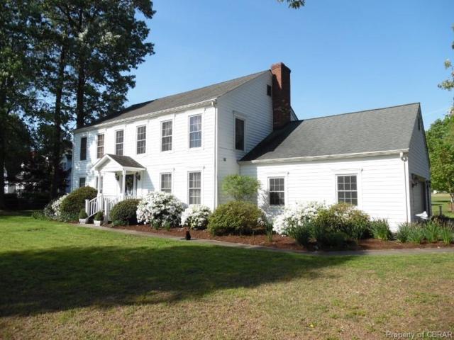 1520 Degrasse Drive, Bena, VA 23072 (#1916007) :: Abbitt Realty Co.