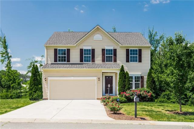 11600 Great Willow Dr, Chesterfield, VA 23120 (#1916497) :: Abbitt Realty Co.