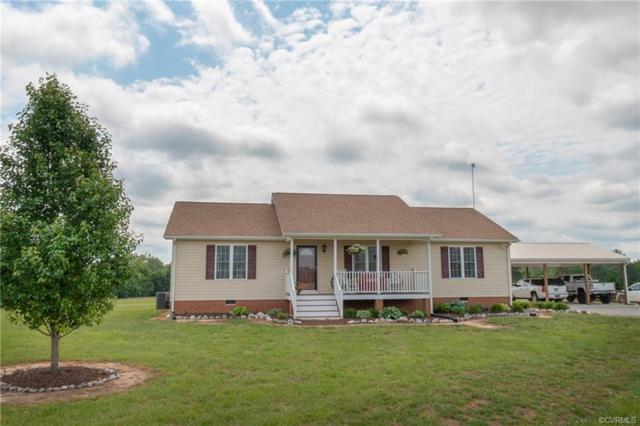 4121 West Creek Road, Amelia, VA 23002 (#1916550) :: Abbitt Realty Co.