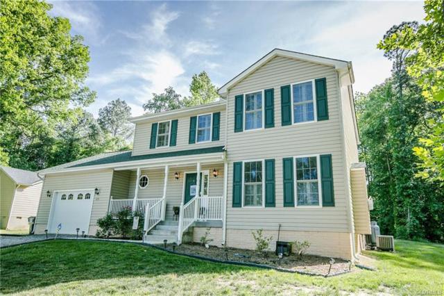 175 Lake Caroline Drive, Ruther Glen, VA 22546 (#1916743) :: Abbitt Realty Co.