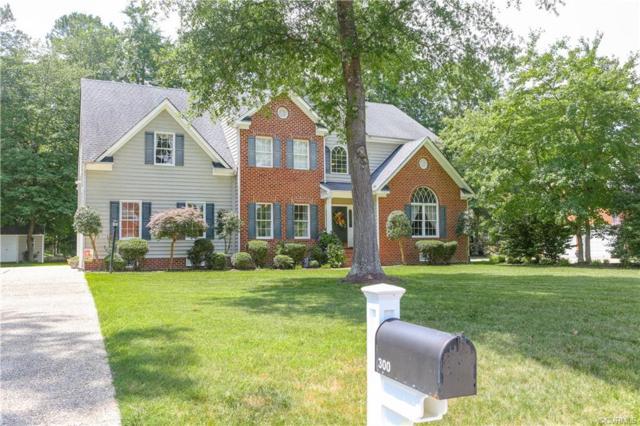 300 Comstock Drive, Colonial Heights, VA 23834 (#1917224) :: Abbitt Realty Co.