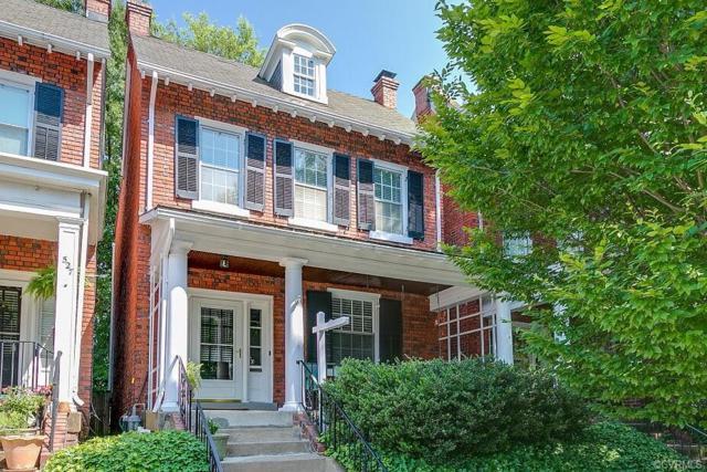 525 N Sheppard Street, Richmond, VA 23221 (MLS #1918212) :: Small & Associates