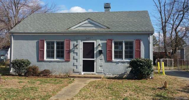 3407 Reynolds Road, Richmond, VA 23223 (MLS #1918843) :: Small & Associates