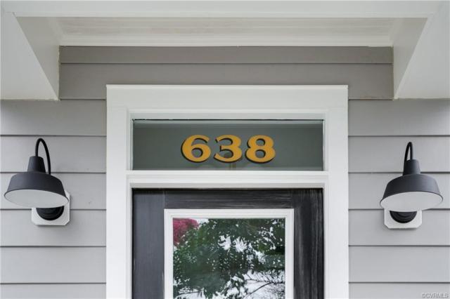 638 N 29th Street, Richmond, VA 23223 (MLS #1919531) :: Small & Associates